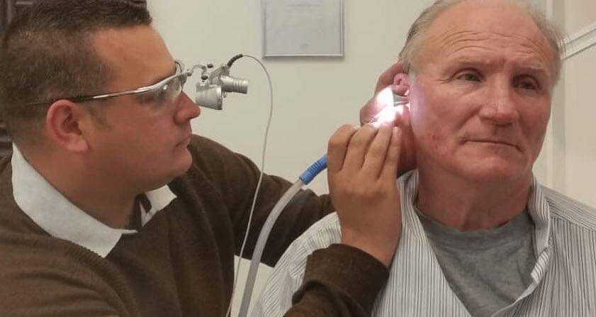 Darren - Wigan Hearing - Wax Removal